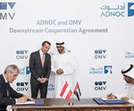 ADNOC, OMV sign MoU for downstream businesses opportunities