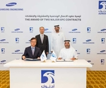 Korea's Samsung Engineering wins $3.57bn ADNOC Refining contracts