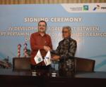 Aramco, Pertamina in JV development agreement