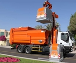 ENOC pilots biodiesel project for Dubai Municipality's truck fleet
