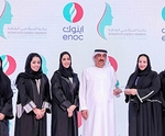 ENOC incorporates award to honour outstanding women in the UAE energy sector