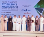 SABIC, UAC, Borouge honoured with key GPCA Plastics Excellence Awards
