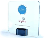 Implico wins award for the best oil & gas software