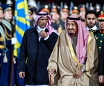 SIBUR, RDIF, Aramco, SABIC sign MoUs during King Salman's Russia visit