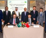 Aramco, Norinco sign JV agreement for major downstream project in China