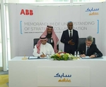 SABIC, ABB global collaboration to address growth, challenges