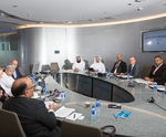 ADNOC hosts roundtable commemorating 10th anniversary of Refining & Petrochemicals Middle East magazine