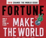 ABB ranked among top 10 firms in Fortune's 'Change the World' list