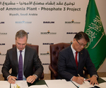 Ma'aden unveils $6.4bn third phosphate mega project, awards first construction contract to Daelim