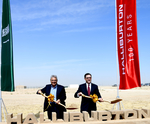Halliburton breaks ground for oilfield specialty chemicals manufacturing facility in Saudi Arabia