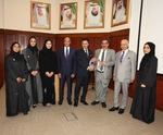 Emirati women at ENOC complete Al Maktoum College academic programme