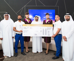 ADNOC Distribution celebrates 'Fuel Up and Fly Off' winners with Etihad Airways