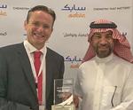 Evonik Performance Materials receives SABIC Supplier Recognition Award
