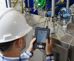 Emerson's mobile app for configuring radar level transmitters helps safely maintain accurate tank measurement