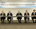 SK E&C wins FEED contract for INEOS' $3.36bn propane dehydrogenation unit at Antwerp