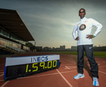 Vienna named as venue for Eliud Kipchoge's INEOS 1:59 Challenge