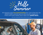 ADNOC Distribution's 'Hello Summer' campaign offers all customers free assisted fuelling during 11am-5pm this month