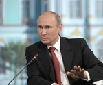 President Putin to give welcome speech at the Global Manufacturing and Industrialisation Summit