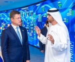 ADNOC Group CEO meets Russian energy minister to explore potential collaboration