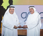 ENOC Group CEO Saif Humaid Al Falasi honoured with inaugural Lifetime Achievement Award at the Middle East Energy Awards