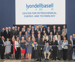 San Jacinto College opens LyondellBasell Center for Petrochemical, Energy, & Technology