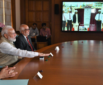 Prime ministers of India and Nepal unveil South Asia's first cross-border petroleum products pipeline