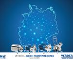 Verder acquires Koch Pumpentechnik