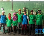 Alliance To End Plastic Waste joins Project Stop to help tackle plastic waste in the environment in Indonesia