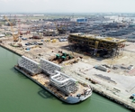 COOEC-Fluor completes pipe spool fabrication for KIPIC Al-Zour project