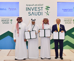 Aramco to establish JV with Air Products and ACWA Power, signs seven MoUs at Future Investment Initiative
