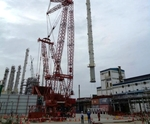Mammoet shows time efficiency for lifting project for Bangkok Synthetics petrochemical expansion