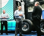 Aramco unveils low-CO2 demonstration truck at SAE Innovations in Mobility event in Detroit