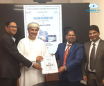 Nuberg EPC to build chlor-alkali and calcium chloride plant for Oman Chlorine