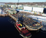 Mammoet completes furnace shipment project for Cianbro for a major petrochemical plant