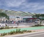 Construction of ENOC's service station of the future reaches 40%