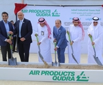 Air Products Qudra breaks ground for world-class, fully-integrated industrial gases hub in Jubail
