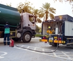 ENOC Link dedicates fuelling vehicles to support nation-wide disinfection drive