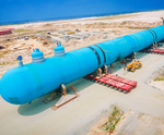 Mammoet completes heavy lifting and transport scope for the world's largest single train petroleum refinery