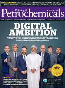 Refining & Petrochemicals ME - January 2019
