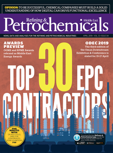 Refining & Petrochemicals ME - April 2019