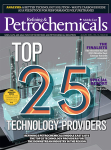 Refining & Petrochemicals ME - August 2019