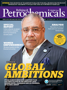 Refining & Petrochemicals ME - September 2019