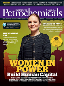 Refining & Petrochemicals ME - October 2019