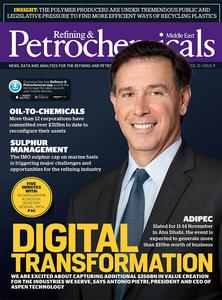 Refining & Petrochemicals ME - November 2019