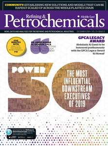 Refining & Petrochemicals ME - December 2019