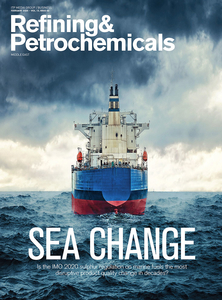 Refining and Petrochemicals Middle East - February 2020