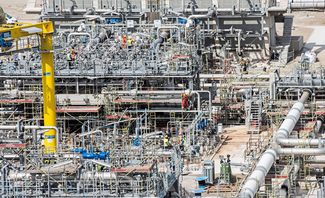 Jacobs wins contract for $1bn MEGlobal plant