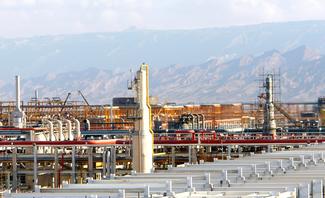 South Korea's crude imports from Iran jump 113.5%