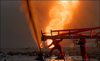 KPC to reduce gasoil exports after refinery fire