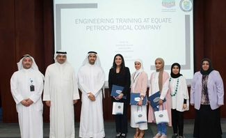 EQUATE recognises new batch of interns